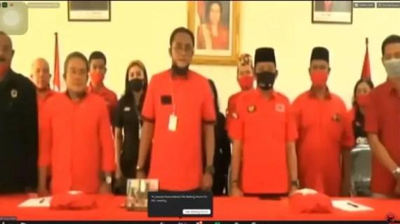 Resmi PDI-P Rekomendasikan Halikinnor – Irawati Maju Pilkada Kotim