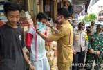 Bupati Kotim Turun Langsung Razia Masker Di PPM Sampit