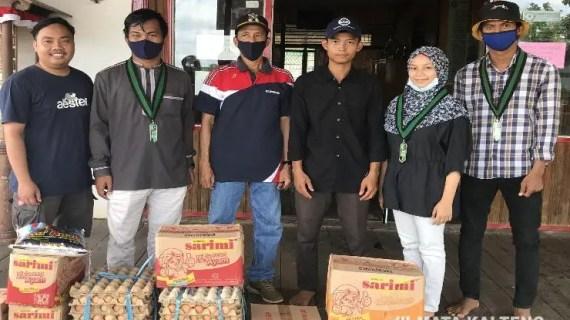 13 Desa Yang Terendam Banjir di Mentaya Hulu Sudah Surut