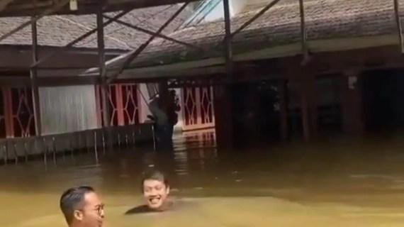 Ribuan Kepala Keluarga Terdampak Banjir di Kotawaringin Timur