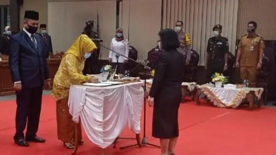 Bupati Harap Dua Anggota DPRD Kotim PAW Sama-Sama Bangun Daerah Lebih Maju