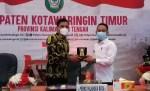 Penasaran Pemulihan Ekonomi Kotim, Ini yang Membuat Wali Kota Palangka Raya ke Sampit