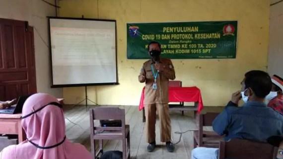Meski di Pelosok, Protokol Kesehatan Tetap Harus Diterapkan
