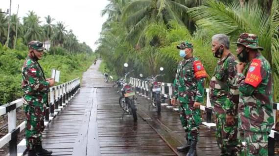 Harapan Warga Desa Terbayar Tuntas Oleh TMMD Ke -109 Kodim 1015/Spt
