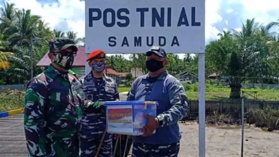 TNI AL Dukung Sukseskan TMMD Reguler ke-109