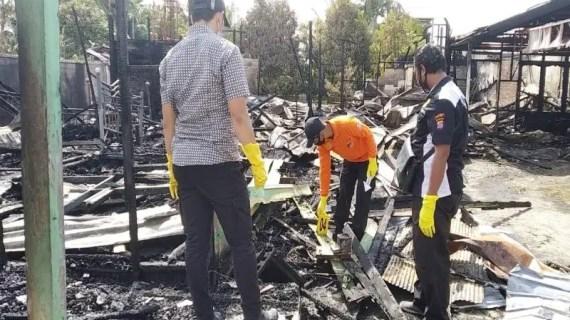 Legislator Kotim minta pemkab bantu korban kebakaran Baamang