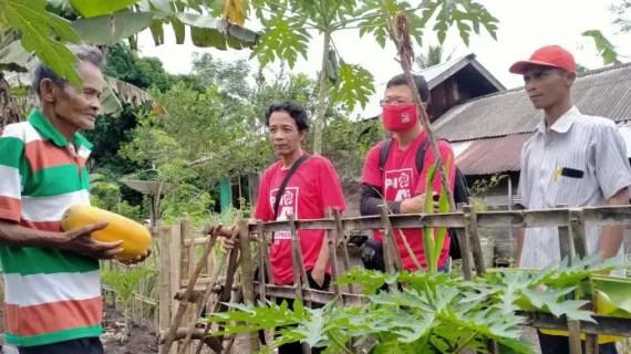 PSI Kotim Bantu Pengembangan Potensi Desa