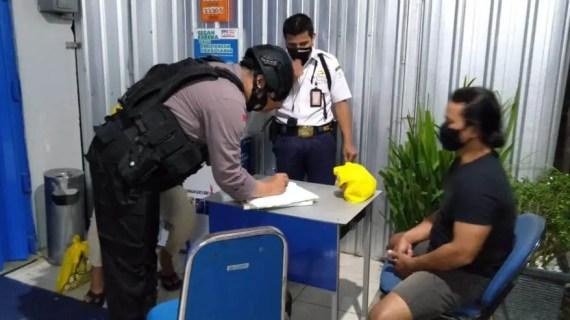 Polsek Kawasan Pelabuhan Mentaya Laksanakan Patroli Rawan Malam