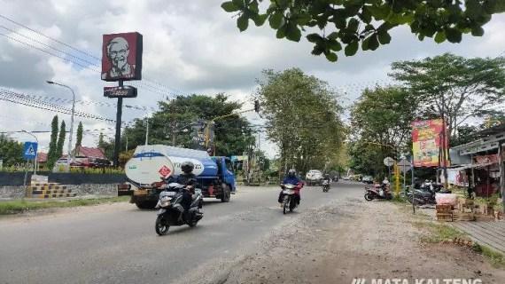 APILL Tidak Berfungsi Membuat Jalanan Semakin Berbahaya