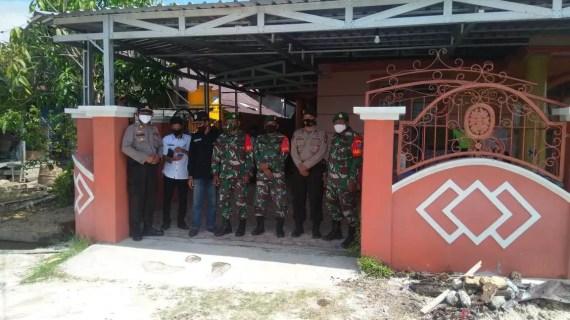 Polsek Jaya Karya Bersinergitas Demi Menjaga Stabilitas Keamanan