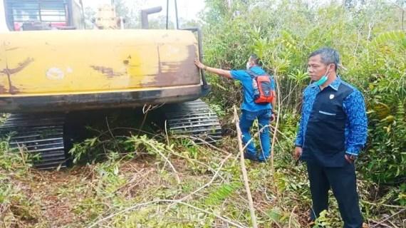 Semakin parah, galian C di Kotim diduga rambah lahan kuburan