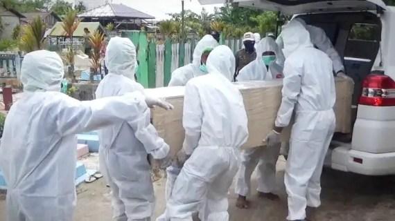 Peningkatan kasus baru dan pasien COVID-19 meninggal di Kotim mengkhawatirkan