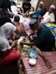 Usai Berwudhu Seorang Kakek di Desa Jaya Karet Diserang Buaya