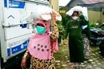 225 ton beras disalurkan bantu warga terdampak COVID-19 di Kotim