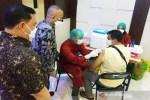 Ketua PWI Pusat apresiasi PWI Kotim pelopori vaksinasi untuk masyarakat