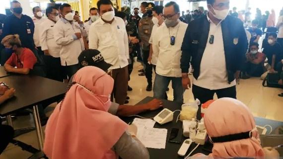 Kadin Kotim siapkan 1.200 dosis vaksin COVID-19 prioritaskan warga pelosok