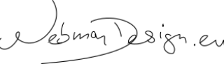 WebManDesign.eu signature
