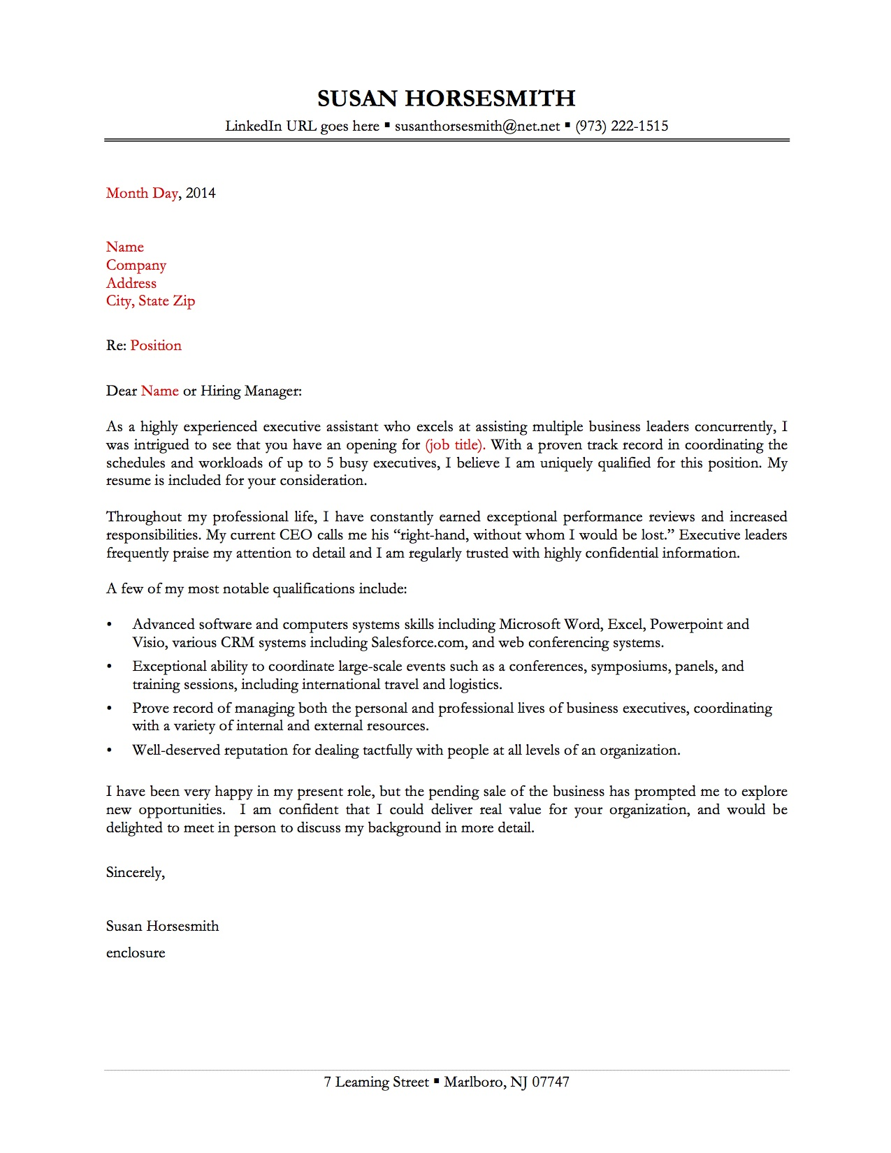Real Estate Cover Letters Image collections - Cover Letter Ideas