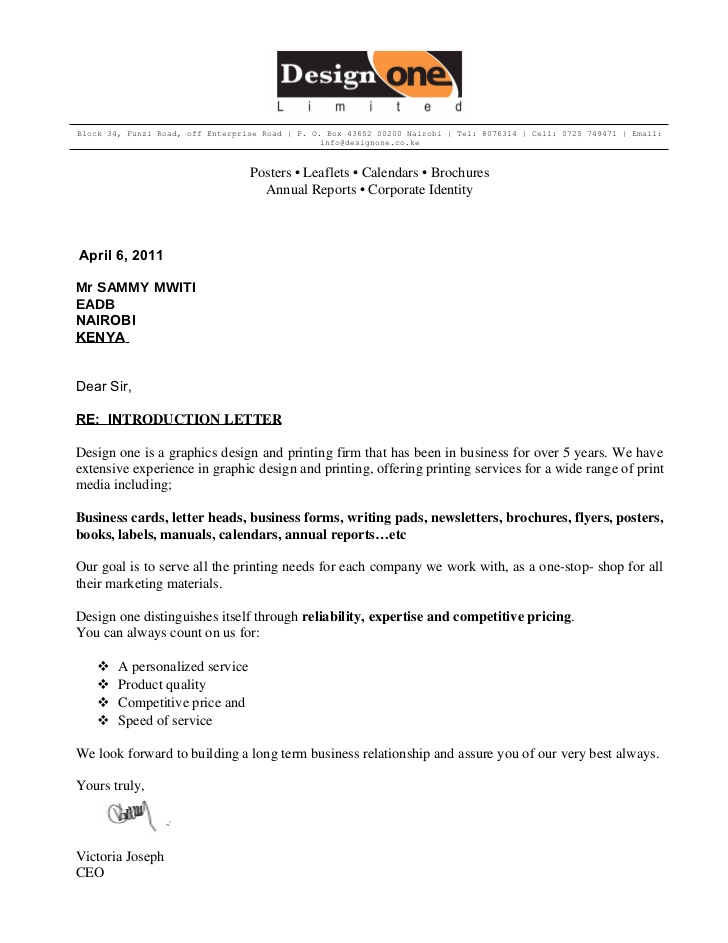 New business introduction letters samples akbaeenw new business introduction letters samples flashek Images