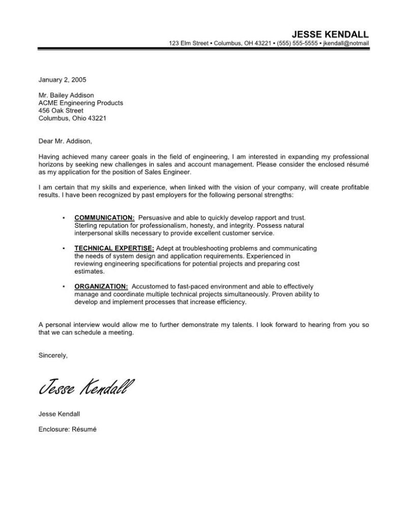 Customer Service Engineer Cover Letter sample resume for account ...