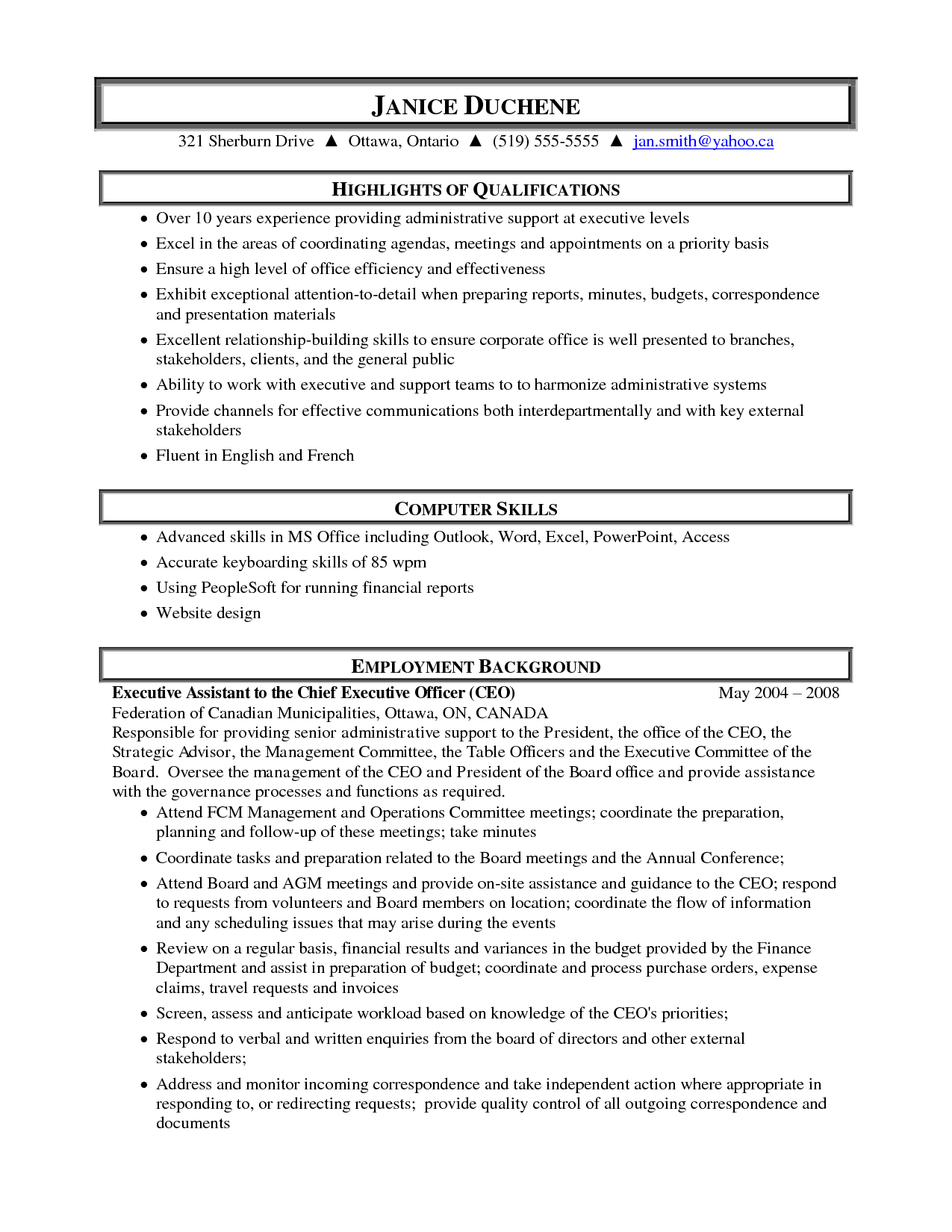 Medical Administrative Assistant Resume Samples Highlight