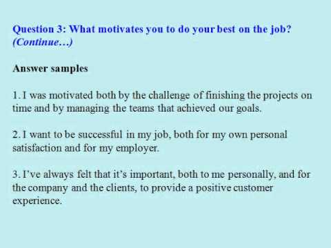 Staff nurse interview questions and answers sample ...