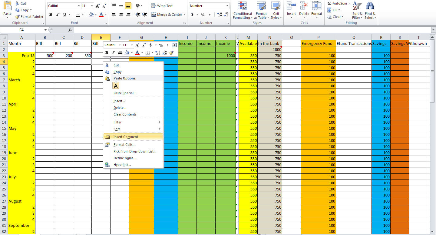 How To Make A Spreadsheet In Docs Free