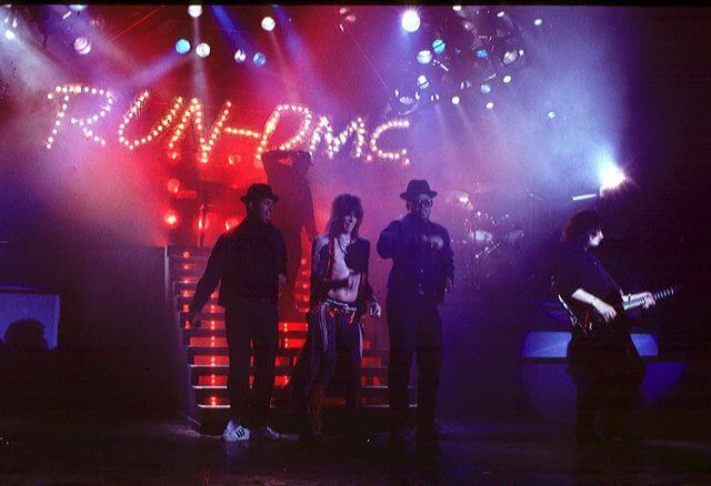 All-time Classic Rock Sample - Run DMC and Aerosmith's Walk This Way