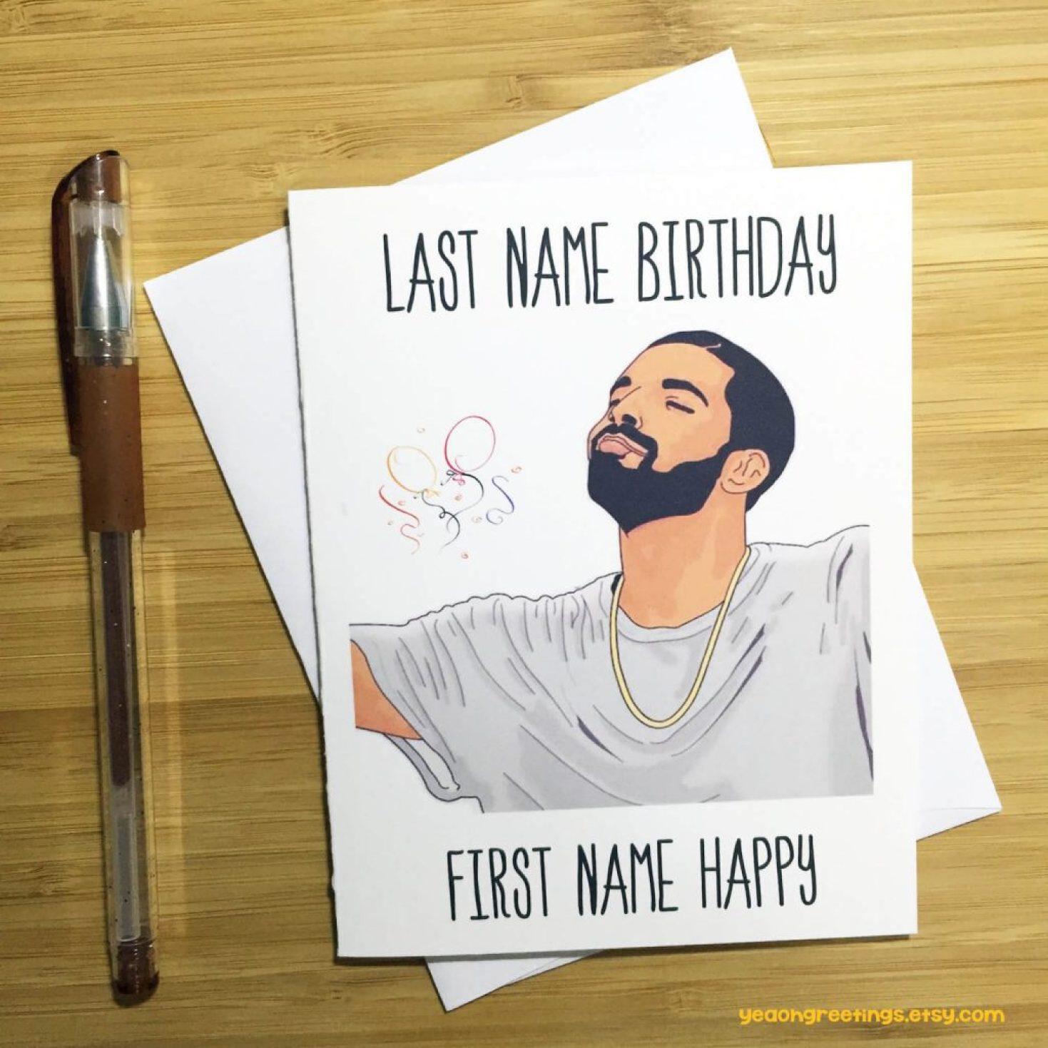 drake-birthday-card