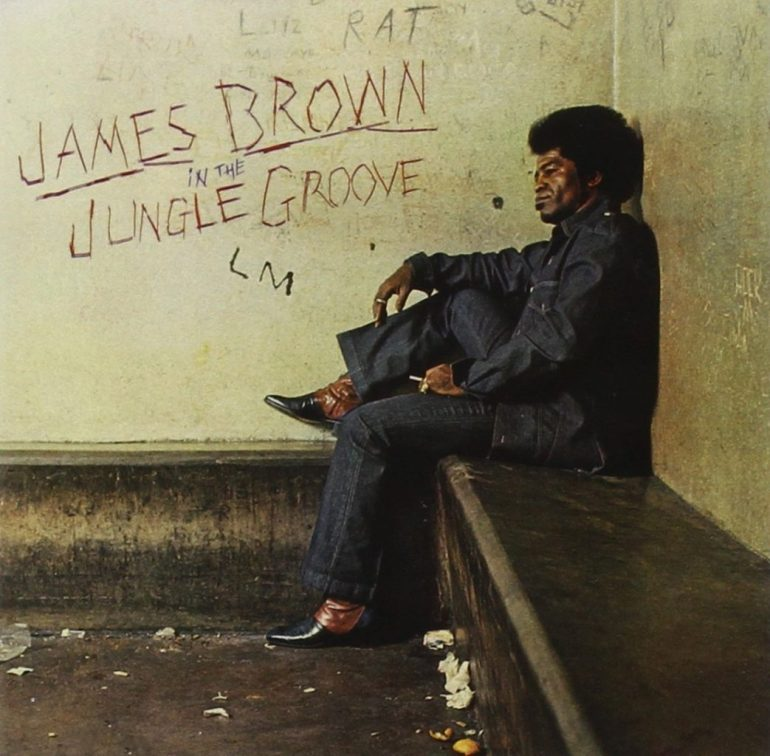 James Brown - Funky Drummer