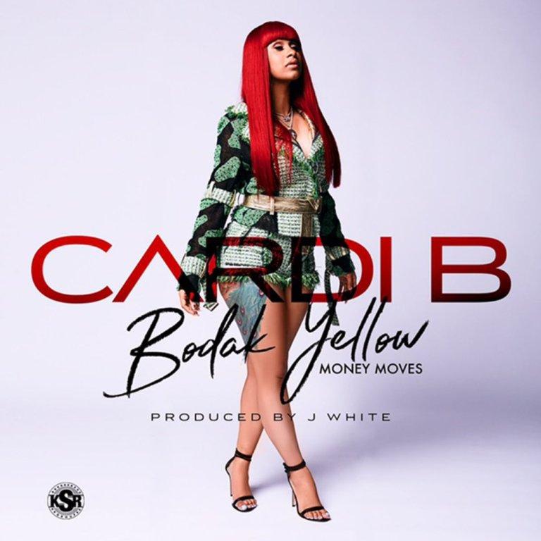 Cardi B - Bodak Yellow
