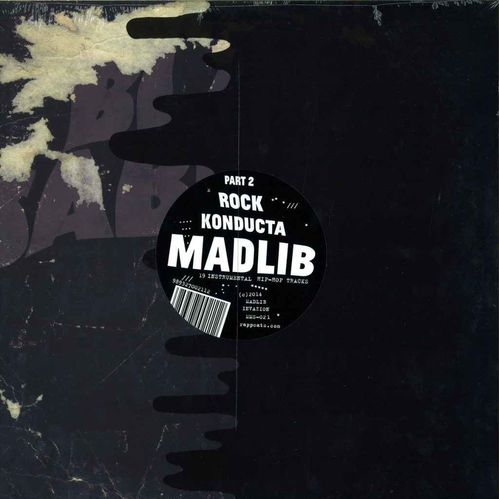 Madlib - Rock Konducta Part 2