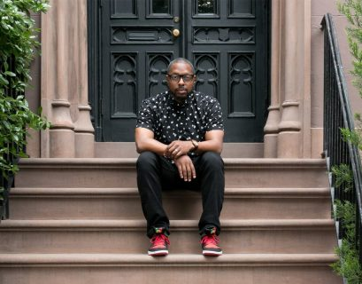 Marcus J. Moore and the art of breaking through