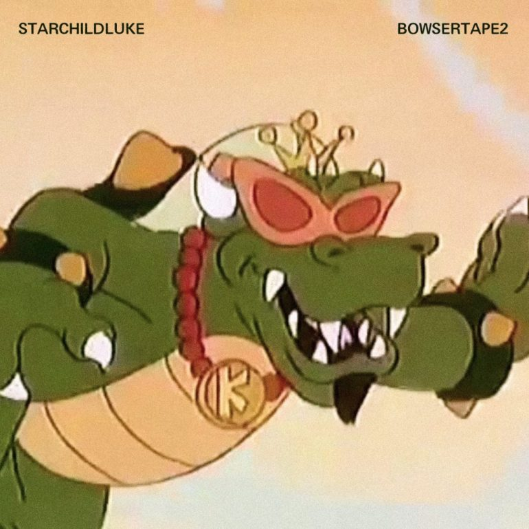 BOWSERTAPE2 album cover