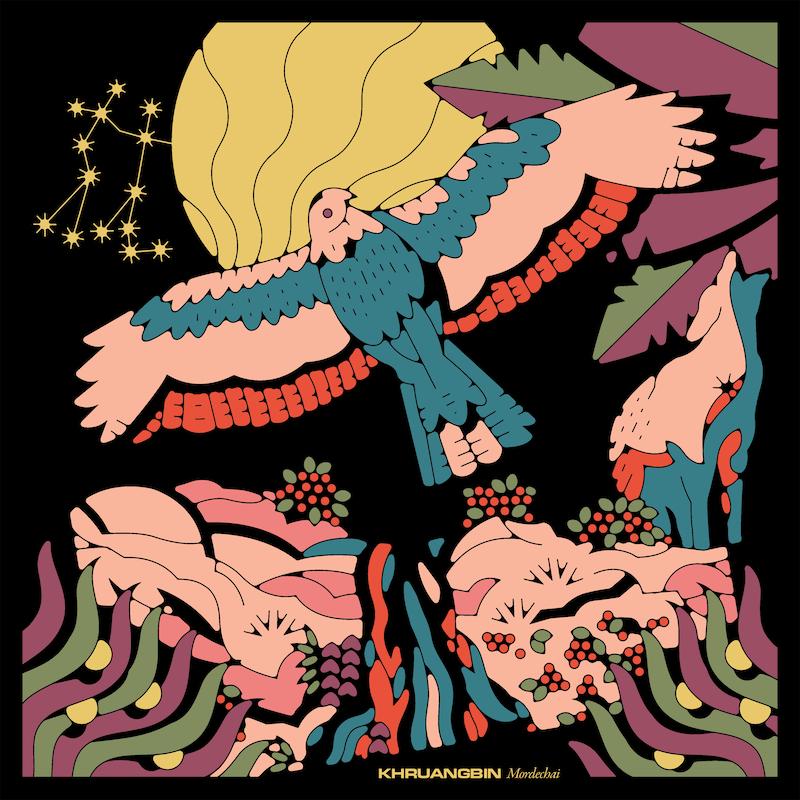 khruangbin - mordechai album cover