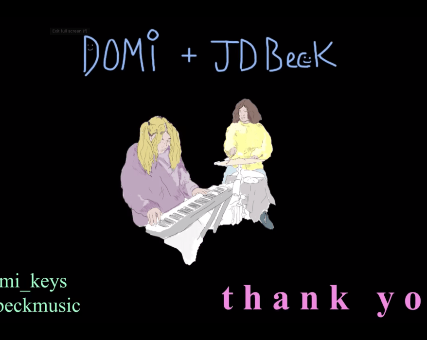 DOMi & JD Beck