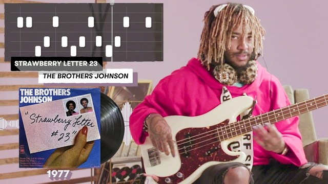Thundercat's Favourite Bass Lines