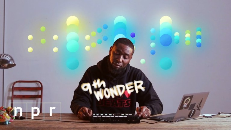 9th Wonder on DUCKWORTH. for The Formula