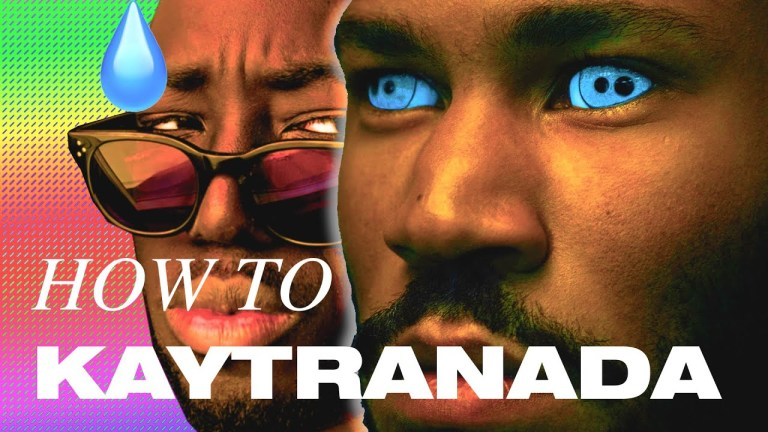BYNX on how to make a Kaytranada beat (in under 10 minutes)