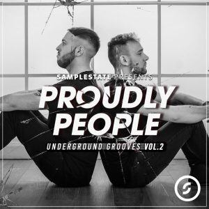 Proudly People Underground Grooves Vol.2