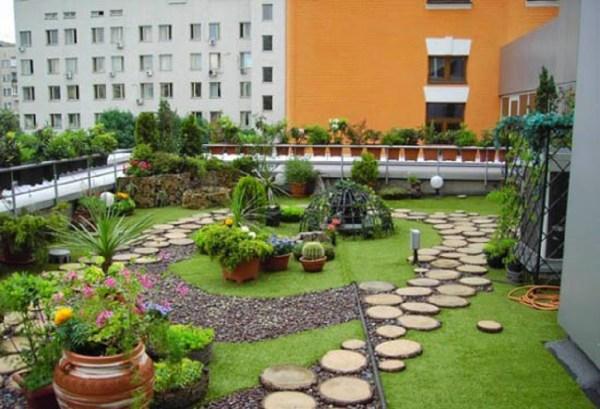 rooftop garden Inspiration Create A Beautiful Rooftop Garden Design