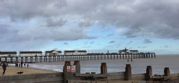 Foodie walk in Southwold: 3 miles