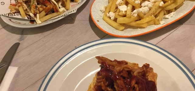 Review: Gastronome revisited