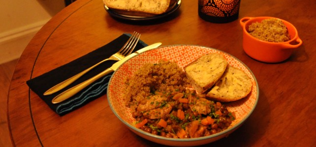 Recipe: Super Simple Suffolk Tagine
