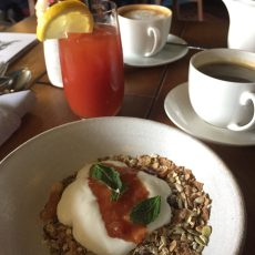 A Thoroughly Unruly Brunch