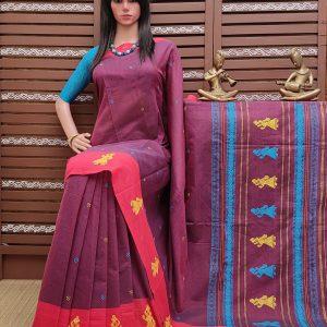 Gayakapriya - Gollabama Cotton Saree