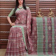 Kanjira - Mutyam Gadi Cotton Saree