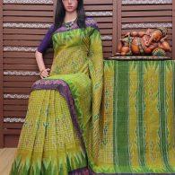 Kasturi - Mutyam Gadi Cotton Saree