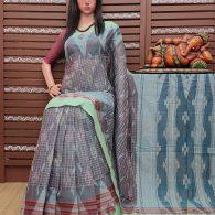 kavayah - Mutyam Gadi Cotton Saree