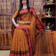 Aathmika - Kanchi Cotton Saree